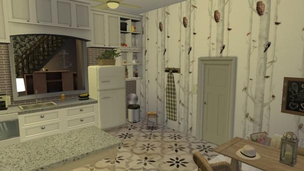 Pandashtproductions: Delta kitchen