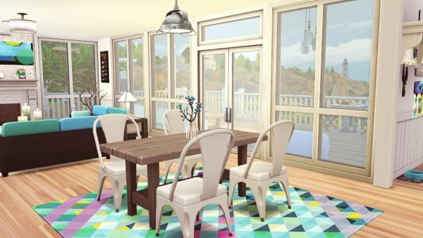 Jenba Sims: Beach House Deluxe
