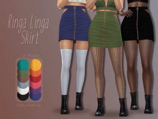 Trillyke: Ringa Linga Skirt