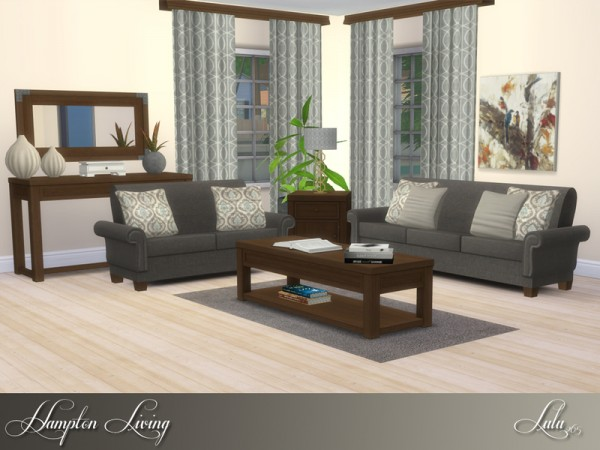 The Sims Resource: Hampton Livingroom by Lulu265