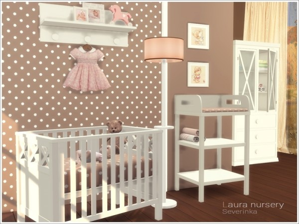 The Sims Resource Laura Nursery By Severinka Sims 4
