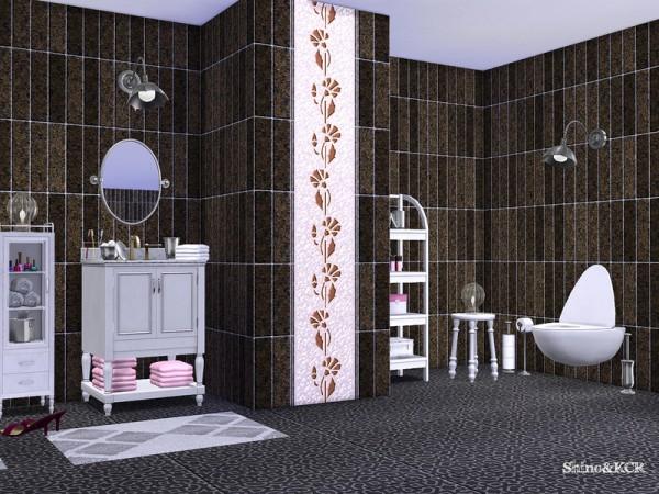 The Sims Resource: Bathroom Potterybarn by ShinoKCR