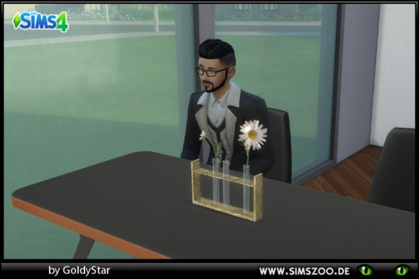 Blackys Sims 4 Zoo: Margerite reagent glass