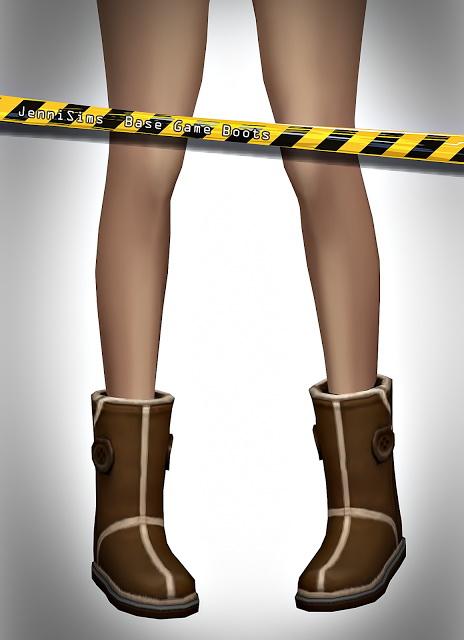 Jenni Sims: Boots