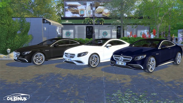 Lory Sims: Mercedes Benz S65 AMG Coupe