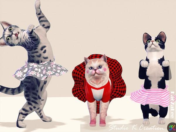 Studio K Creation: Cat dress N2 acc