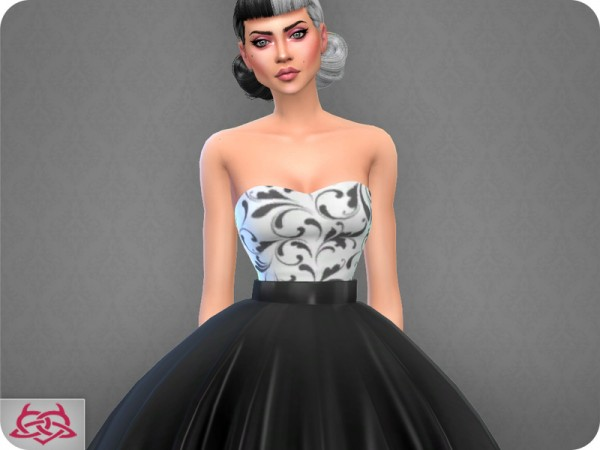 The Sims Resource: Monse Top recolored 1 by Colores Urbanos