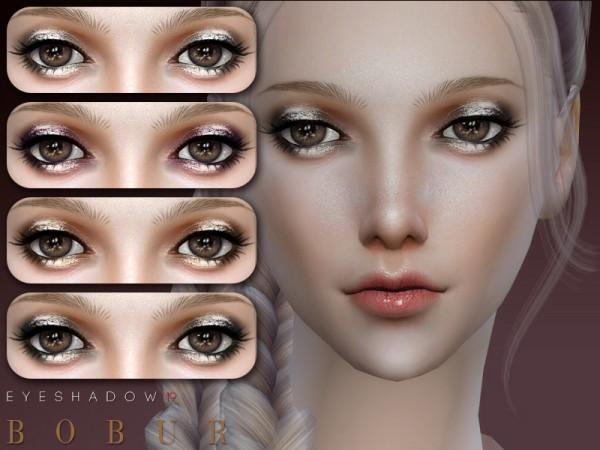 The Sims Resource: Eyeshadow 19 by Bobur