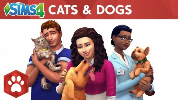 The Sims: The Sims 4 Cats and Dogs