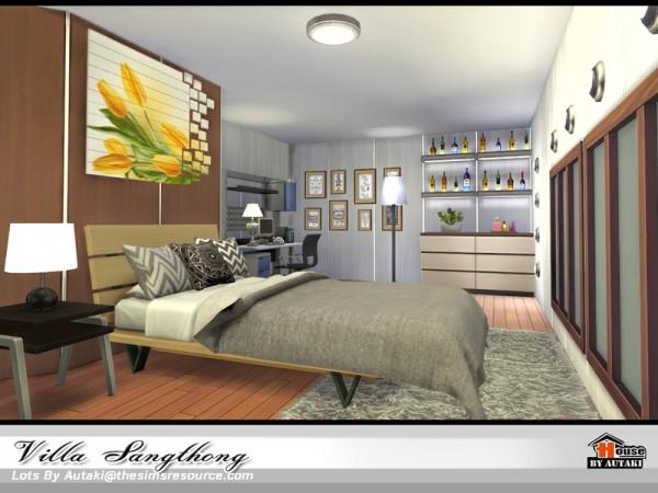 The Sims Resource: Villa Sangthong by autaki