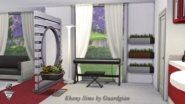 Khany Sims: Ibis house