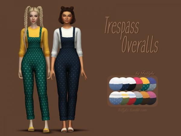 Trillyke: Trespass Overalls