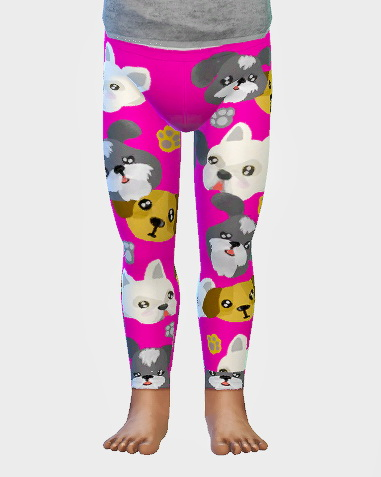 Simiracle: Doggy and Kitty Tights