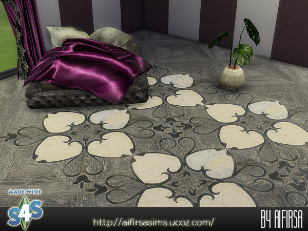 Aifirsa Sims: Wood and Stone floors