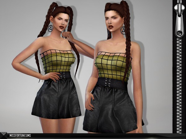 The Sims Resource: Connie Dress by MissFortune