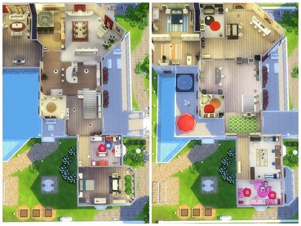 The Sims Resource: Anastacia   NO CC by yvonnee