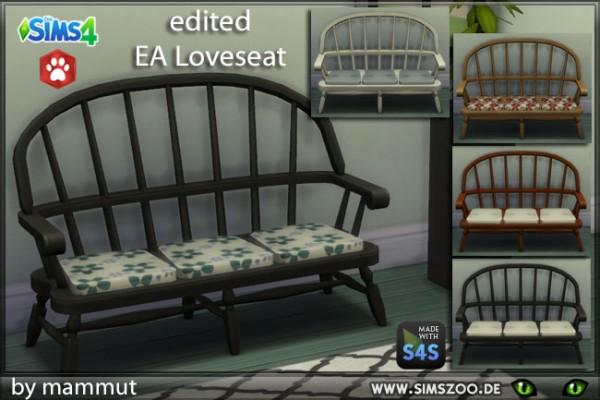 Blackys Sims 4 Zoo: Winsor Sofa pillows by mammut