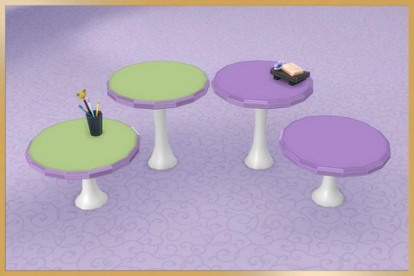 Blackys Sims 4 Zoo: Set Reflekta by Cappu