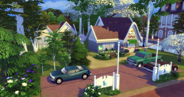 Studio Sims Creation: Home Veto