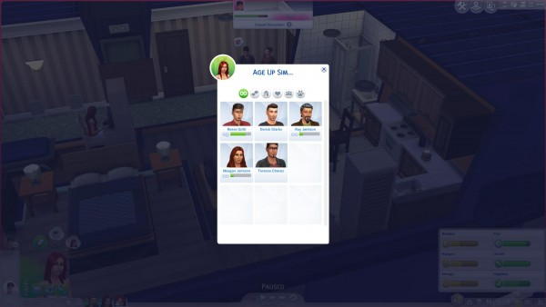 Mod The Sims: Birthday Anytime! by PolarBearSims