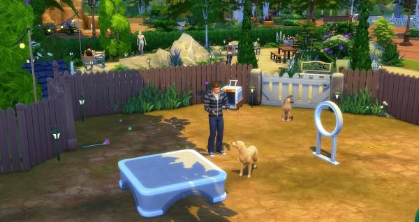 Studio Sims Creation: Parc Patoune