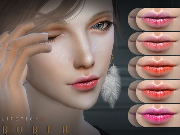 The Sims Resource: Lipstick 32 by Bobur3