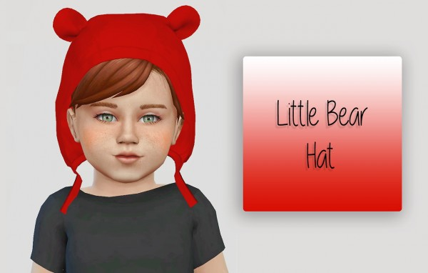 Simiracle: Little Bear Hat converted
