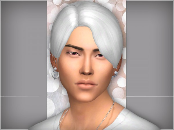 The Sims Resource: Sweet November hair by WistfulCastle