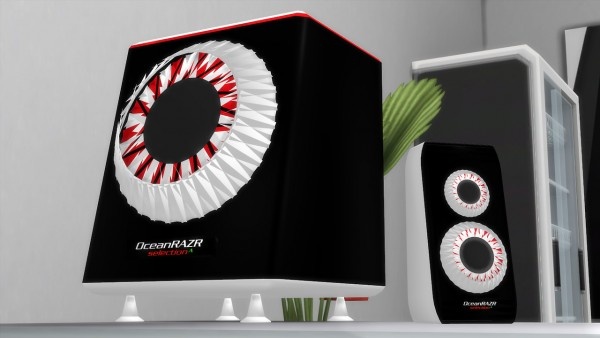 OceanRAZR: Selection A1 Set