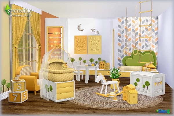 SIMcredible Designs: Nature kids