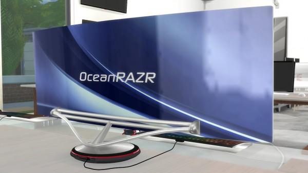 OceanRAZR: Selection Ultra Wide 35″ 2018