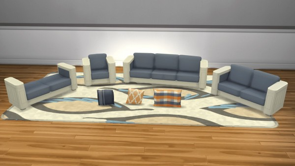 Mod The Sims: Parenthood Sofa Addons by MrMonty96