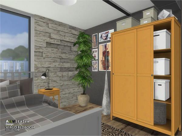 The Sims Resource: Virgo Bedroom by ArtVitalex
