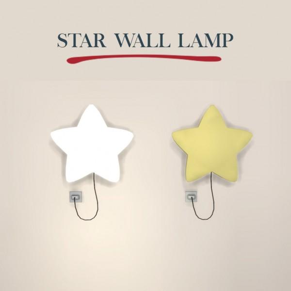 Leo 4 Sims: Star Wall Lamp