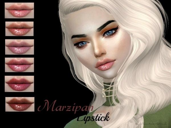 The Sims Resource: Marzipan Lipstick by Baarbiie GiirL
