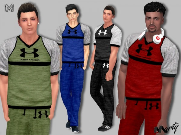 The Sims Resource: Male Outfit by MartyP