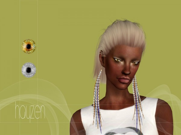 The Sims Resource: Amber Eyes 1 by zhayzen