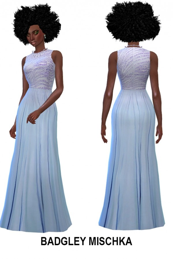Dreaming 4 Sims: Gala dress by July