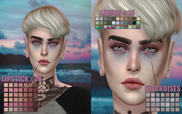 Magic Bot: Lips 10 and Lenses 10