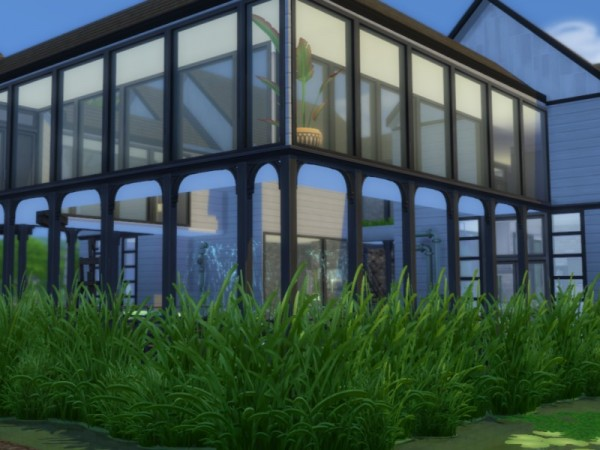 The Sims Resource: Siren Serenade house [NOCC] by Mengle