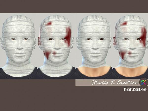 Studio K Creation: Bandagexxxholic face paint