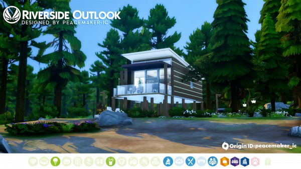 Simsational designs: Welcome to Mount Granthum   Granite Falls Makeover