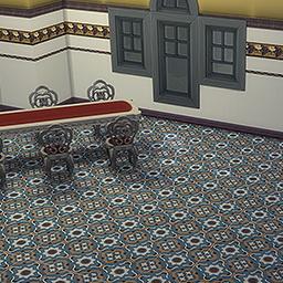 Antique Sims 4: 1900 Floor Tiles
