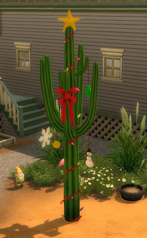 Simsworkshop: Prickle Me Cactus and Logging Camp by BigUglyHag