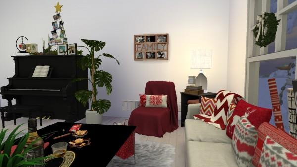 Pandashtproductions: Noel livingroom by by Rissy Rawr