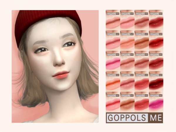 The Sims Resource: Soft Lips V1 by Goppols