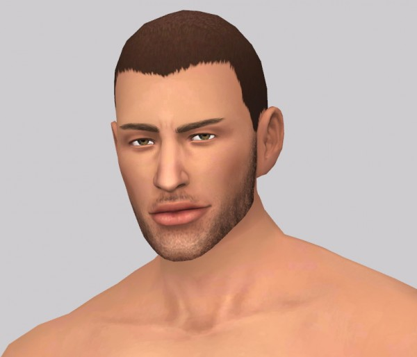 Simsworkshop: Chris Redfield
