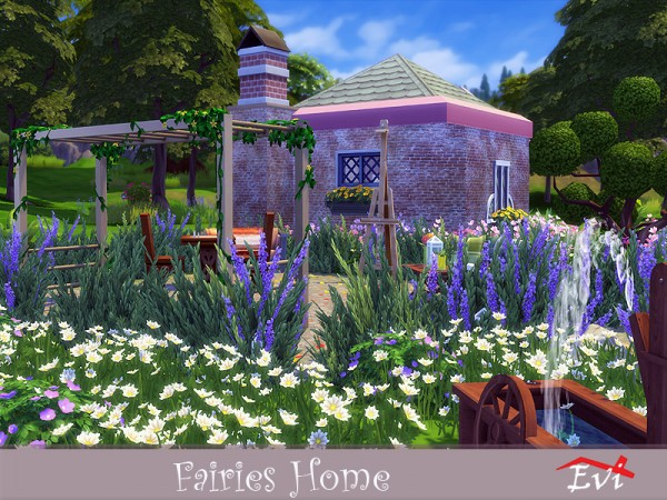 The Sims Resource: Fairies Home by evi