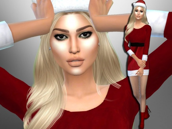 The Sims Resource: Elena Andrea by divaka45