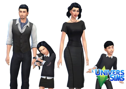 Luniversims: Deutner Family by Anderson Brandao